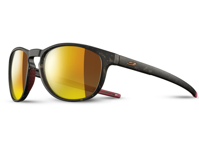 Julbo Elevate Spectron 3CF Aurinkolasit, grey/red/multilayer gold